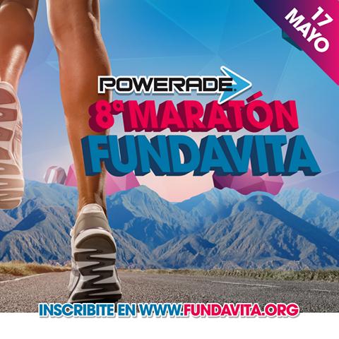 8va Maratón Fundavita en Mendoza