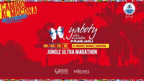 Yaboty Ultra Marathon, el 17 de Agosto