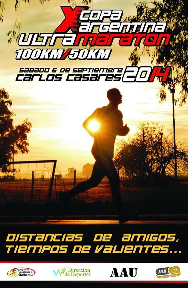 Copa Argentina de Ultramaratón X edición