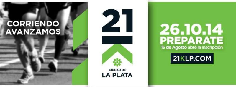 21K de la Ciudad de La Plata, el 26 de Octubre