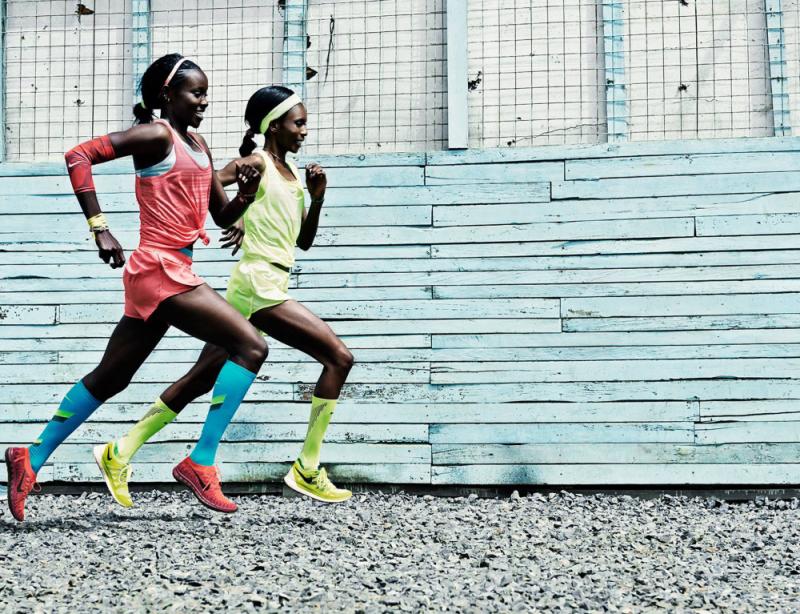 La nueva Colección Nike Dri Fit Touch