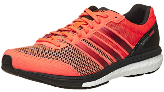 premium selection ffc3a d1e51 ADIDAS ADIZERO BOSTON 5 BOOST WOMENS LADIES RACE RUNNING TRAINERS SHOES UK  7 7.5