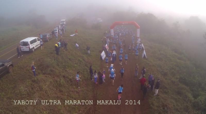 Yaboty Ultra Maratón Makalu 2014