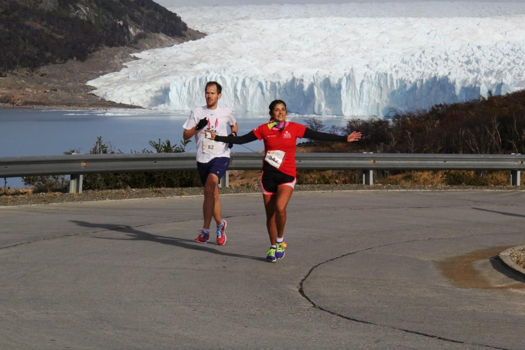4ta Edicion de la Media Maratón del Glaciar, el 11 de Abril