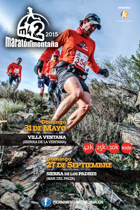 M42 Maratón de Montaña, en Sierra de la Ventana y Mar del Plata