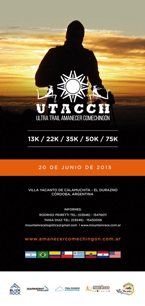 Ultra Trail Amanecer Comechingon 2015, el 20 de Junio