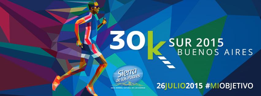 30K Buenos Aires Sur, el próximo 19 de Julio - run fun