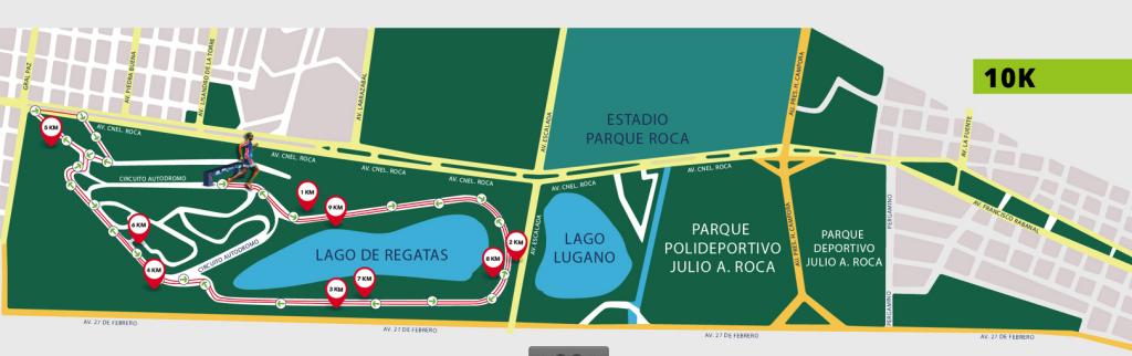 30K Buenos Aires Sur, el próximo 26 de Julio - run fun
