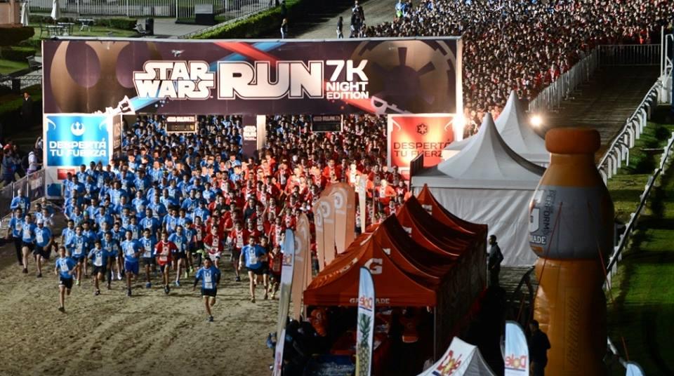 Resultados: Star Wars Run 2015