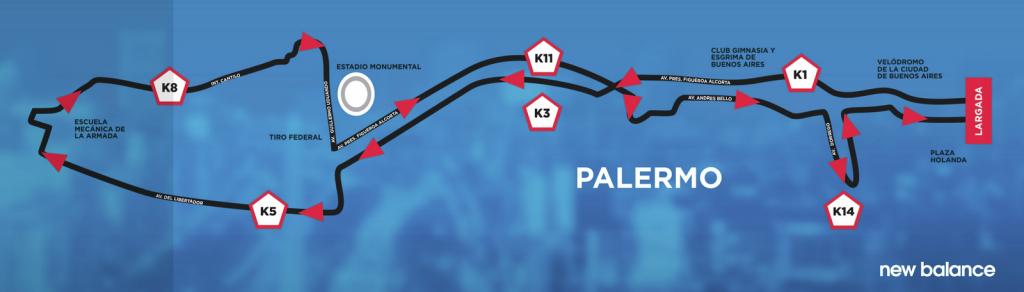 15K New Balance 2015, el 2 de Agosto en Palermo