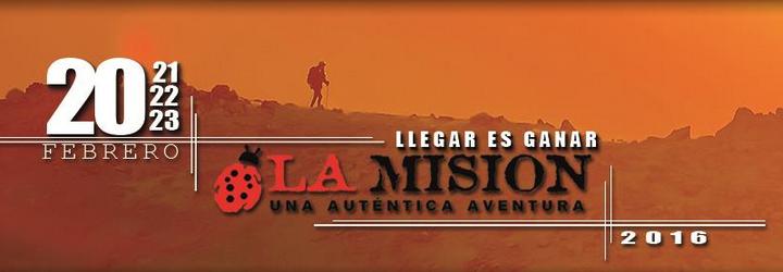 La Misión 2016 del 20 al 23 de Febrero