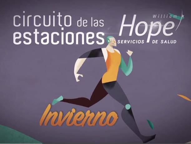 Circuito de las Estaciones Etapa Invierno: el Video