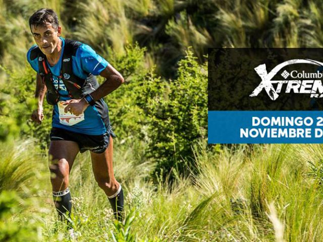 Columbia Xtreme Race, el 27 de Noviembre