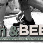 Run and Beer 2017, el 12 de Marzo en Palermo
