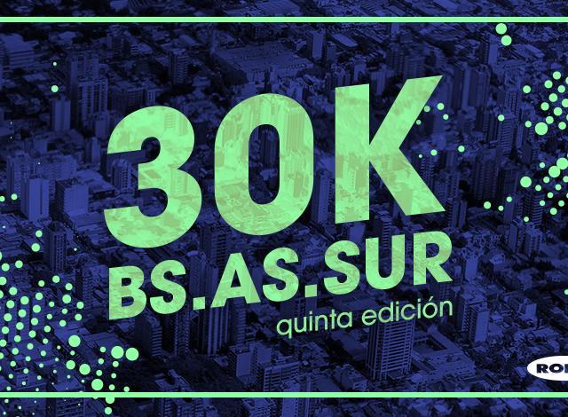 30K Buenos Aires Sur 2017, el 2 de Julio