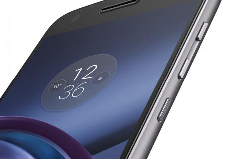 Así es el nuevo Moto Z de Motorola