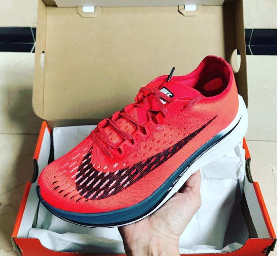 nike atletismo zoom fly