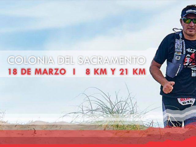 Colonia Trail Run 2018, el 18 de Marzo en Uruguay