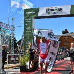 El neocelandés Terenzo Bozzon se quedó con el primer Ironman 70.3 Bariloche 2018