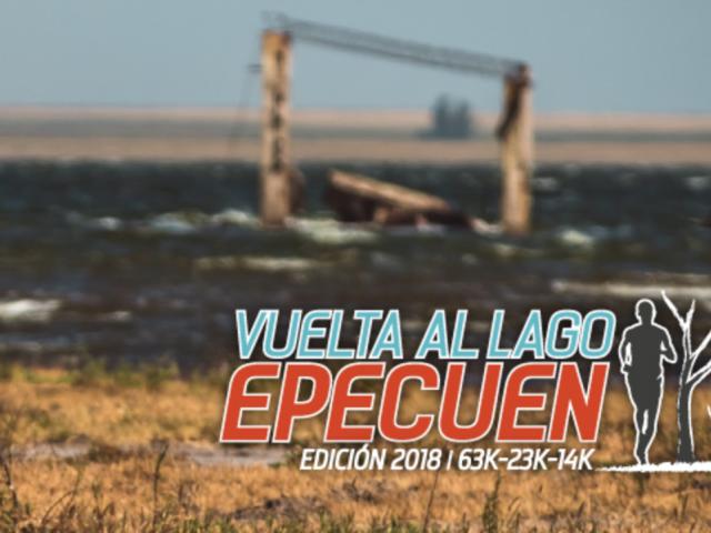Vuelta al Lago Epecuen 2018, el 4 de Noviembre se corre en un lugar único