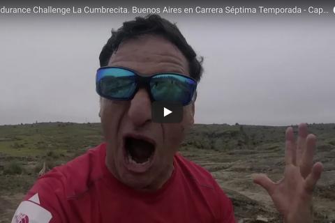 Buenos Aires en Carrera en el TNF Endurance Challenge La Cumbrecita 2018