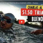 Charlas al trote del Colo Mourglia: Triatlón 5150 de Buenos Aires