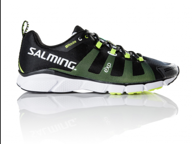 Review: Salming enRoute