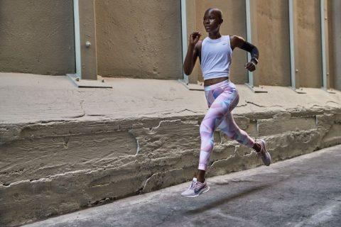 Terra Perma: la primer colección del año de running de Nike para ellas