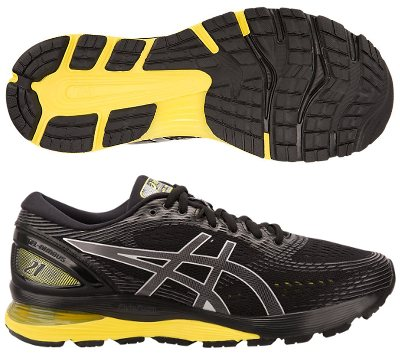 Disponibles en Argentina: Asics Gel Nimbus 21 – Run Fun