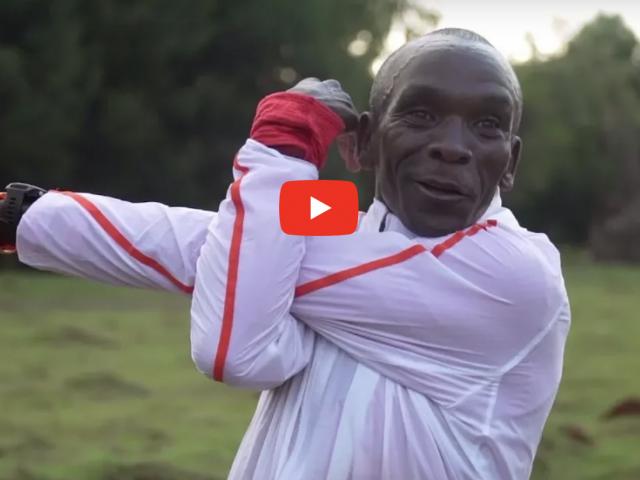 Eliud: el documental que muestra por dentro el entrenamiento y filosofía de Kipchoge