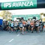 Se corrió la primera edición de la carrera solidaria IPS Avanza