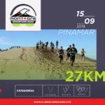 Montagne Adventure Race 2019 en Pinamar, el 15 de Septiembre