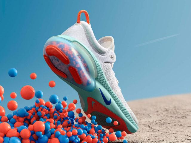 Nike Joyride, la zapatilla para que correr sea un placer