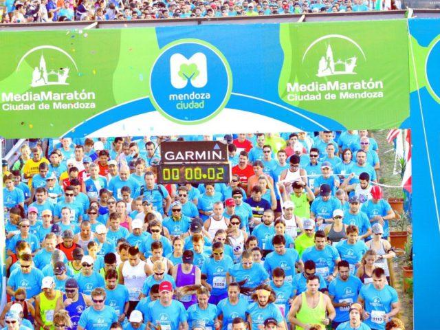 Media Maratón de Mendoza 2020: se corre el domingo 15 de marzo