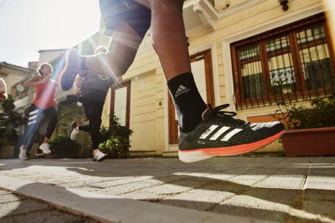 adidas presenta un nuevo concepto de rapidez con las SL20