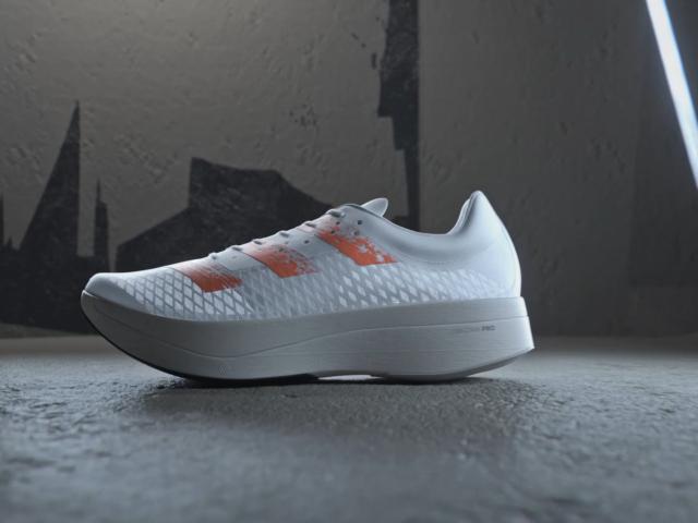 adidas running presenta oficialmente las ADIZERO ADIOS PRO