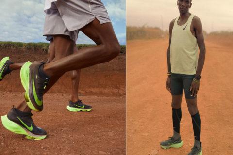 Detrás del diseño: las Nike Air Zoom Alphafly NEXT% de Eliud Kipchoge