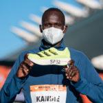 Kibiwott Kandie lográ un nuevo record mundial en maratón usando Adizero Adios Pro