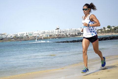 Tips para correr en la playa