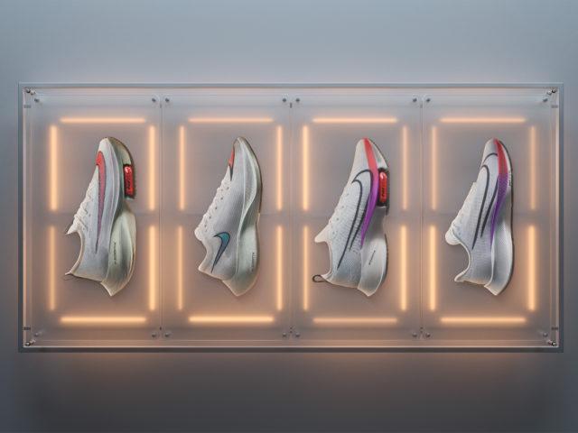 La nueva generación de Nike Running ya llegó, las Vaporfly Next%, Tempo Next%, y Pegasus 37 se suman a las AlphaFly