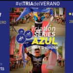 El Triatlón de Azul regresa de la mano de ISSports