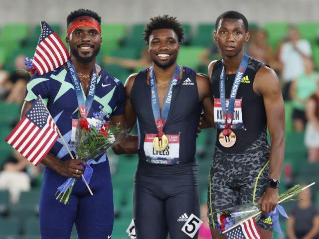 ¿Quién es Erriyon Knighton, el atleta que ya batió dos veces el récord de Usain Bolt e irá a Tokio 2021?