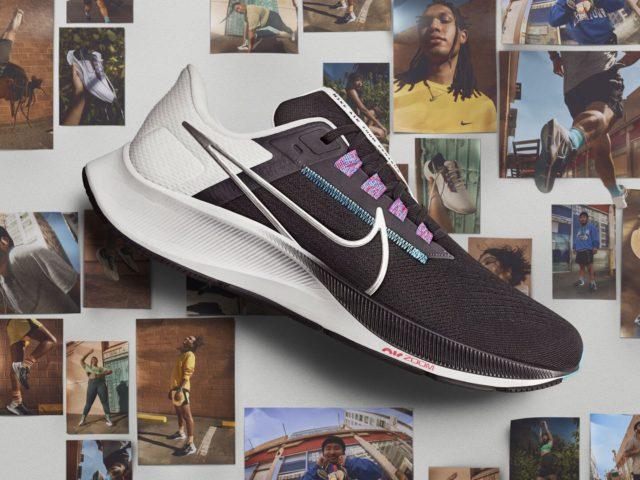 Disponibles en Argentina: Nike Pegasus 38