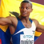 Asesinaron al atleta ecuatoriano Álex Quiñónez