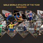 Aquí están, estos son, los diez hombres nominados a atleta del año