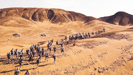 El italiano que se perdió en el desierto durante un Ultra Maratón